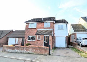 Thumbnail Detached house for sale in Roman Way, Haverhill