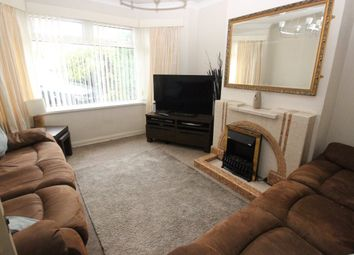 Thumbnail 3 bed property to rent in Ty Wern Road, Heath, Cardiff