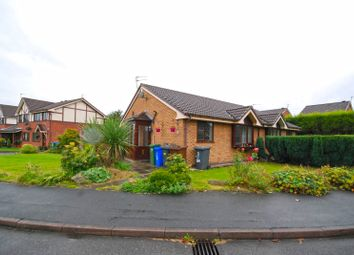 Thumbnail 2 bed semi-detached bungalow for sale in Churchfields, Audenshaw
