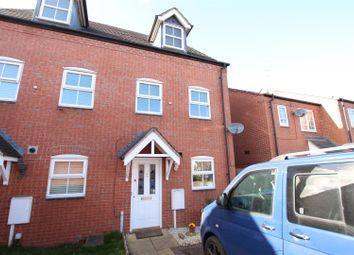 Thumbnail 3 bed property to rent in Deer Close, Grange Park, Northampton