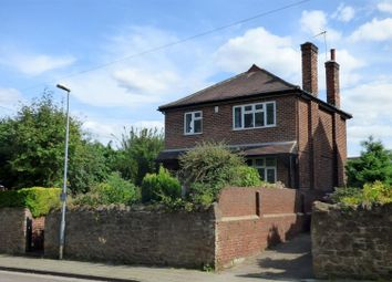 Thumbnail 3 bed detached house for sale in Kirkby Road, Sutton-In-Ashfield