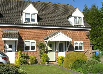Thumbnail 2 bed terraced house for sale in Old Priory Gardens, Wangford, Beccles, Suffolk
