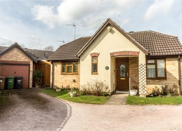 Thumbnail 2 bed detached bungalow for sale in Benyon Grove, Peterborough