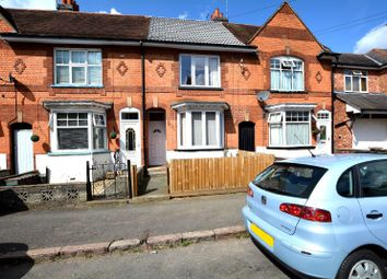 Thumbnail 2 bed terraced house to rent in Spencer Street, Oadby, Leicester