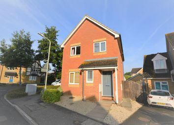 Thumbnail 3 bed detached house for sale in Butterside Road, Kingsnorth, Ashford