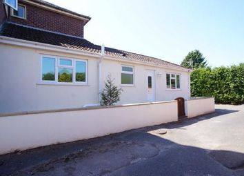 Thumbnail 1 bed bungalow to rent in Quakers Road, Downend