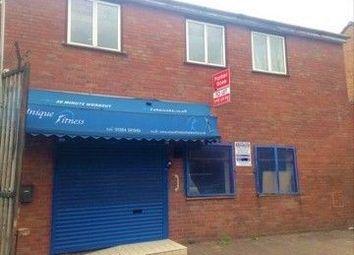 Thumbnail Studio to rent in Wellington Road, Dudley