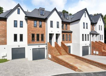 Thumbnail 4 bed end terrace house for sale in Bishops Down Mews, Bishops Down Park Road, Tunbridge Wells, Kent