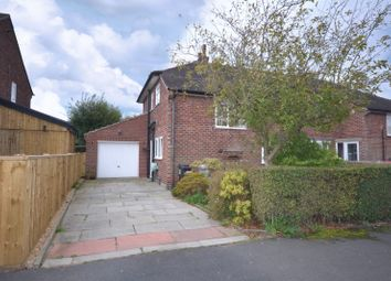 Thumbnail 3 bed semi-detached house for sale in Robin Lane, Chelford, Macclesfield