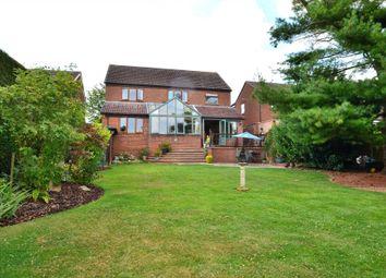 Thumbnail 4 bed detached house for sale in Bullington End Road, Castlethorpe, Milton Keynes