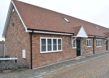 Thumbnail 3 bed terraced house for sale in Wightwick Close, Staplehurst, Tonbridge