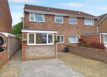 Thumbnail 3 bed semi-detached house for sale in Bryneglwys Gardens, Newton, Porthcawl