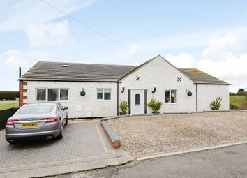 Thumbnail 4 bed detached bungalow for sale in Huttoft Road, Sutton-On-Sea