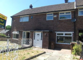 Thumbnail 2 bed town house for sale in Redgate, Hyde