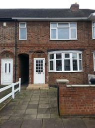Thumbnail 3 bedroom town house to rent in Queniborough Road, Leicester