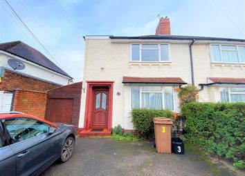 Thumbnail 3 bed semi-detached house to rent in Cornyx Lane, Solihull, Solihull