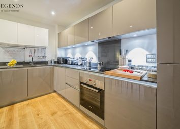 Thumbnail 3 bed flat to rent in 4 Barry Blandford Way, London