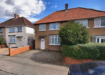 Thumbnail 3 bed semi-detached house to rent in Vernon Road, Feltham