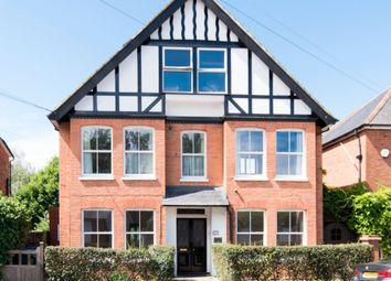 Thumbnail 1 bed flat to rent in Oakdale Road, Weybridge