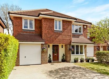 Thumbnail 4 bedroom detached house for sale in Merewood Gardens, Shirley, Croydon, Surrey