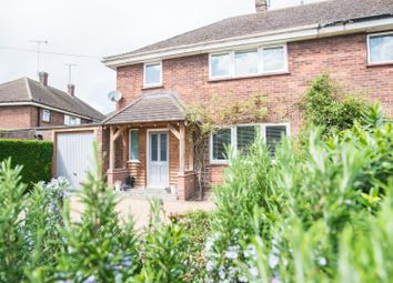Thumbnail 3 bed semi-detached house for sale in Danes Way, Pilgrims Hatch, Brentwood