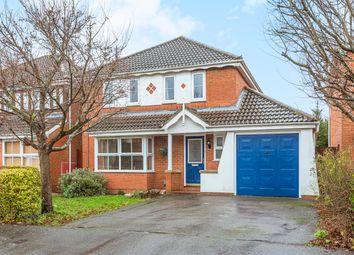 4 bed detached house for sale in Lancaster Close, Ash Vale, Aldershot GU12