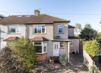 Thumbnail 3 bed semi-detached house for sale in Hillside Road, Surbiton