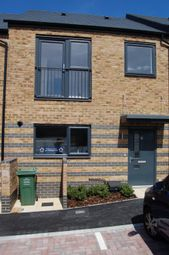 Thumbnail 3 bedroom terraced house to rent in Sherbourne Close, Dartford