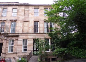 Thumbnail 3 bed flat to rent in Southpark Avenue, Glasgow