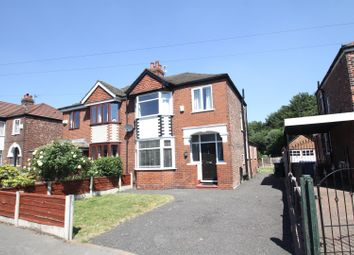 Thumbnail 3 bed semi-detached house for sale in Lostock Grove, Stretford, Manchester