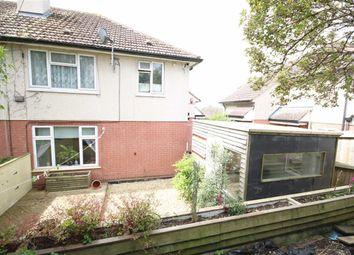 Thumbnail 1 bedroom maisonette for sale in Elborough Road, Swindon