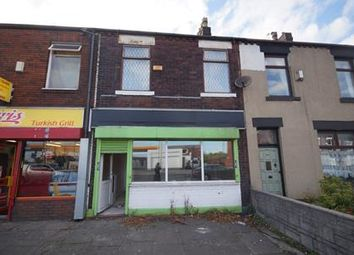 Thumbnail Retail premises for sale in 545, Tonge Moor Road, Bolton