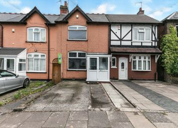 3 bed terraced house for sale in Drummond Road, Bordesley Green, Birmingham B9