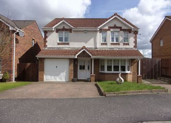 Thumbnail 4 bed detached house for sale in Lammermuir Way, Chapelhall, Airdrie
