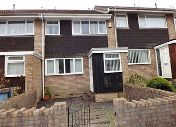 Thumbnail 3 bedroom terraced house for sale in The Hawthorns, Cardiff