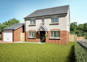Thumbnail 4 bedroom detached house for sale in Vine Tree Close, Withington