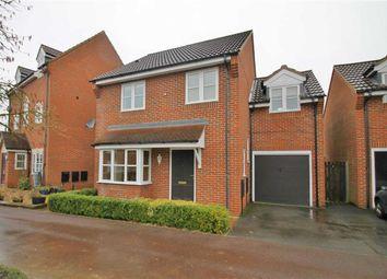 Thumbnail 4 bed detached house to rent in Cranbourne Avenue, Westcroft, Milton Keynes, Bucks