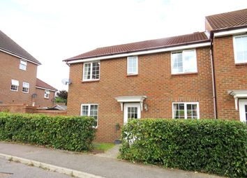 Thumbnail 4 bed end terrace house for sale in Abbey Road, Wymondham
