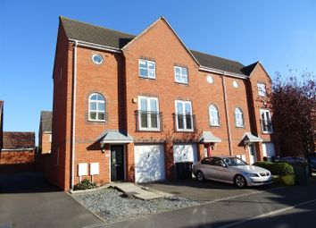 Thumbnail 3 bed town house for sale in Harker Drive, Coalville, Leicestershire