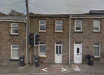Thumbnail 3 bed terraced house to rent in Cardiff Road, Merthyr Vale, Merthyr Tydfil