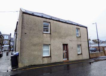 Thumbnail 1 bed flat for sale in Cassels Street, Carluke