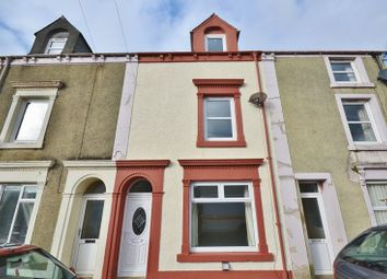 Thumbnail 3 bed terraced house for sale in Earl Street, Cleator Moor