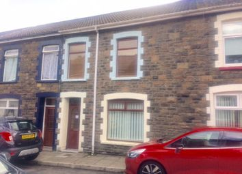 Thumbnail 3 bed terraced house for sale in Gresham Place, Treharris
