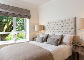 Thumbnail 3 bed flat for sale in Plot 148, Sanderling House, Millbrook Village, Exeter, Devon