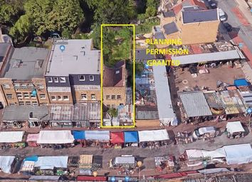 Thumbnail 5 bed property for sale in Site With Planning Permission, Ridley Road, Dalston