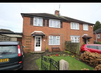 3 bed semi-detached house for sale in Crossfield Avenue, Blythe Bridge, Stoke-On-Trent ST11