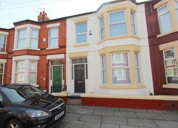 Thumbnail 3 bed terraced house to rent in Colwyn Road, Old Swan, Liverpool