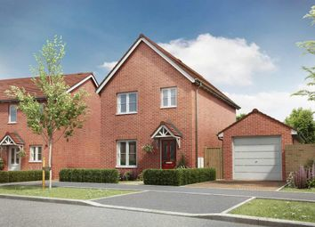"""Thumbnail 3 bed link-detached house for sale in """"The Gosford - Plot 192"""" at Lancaster Avenue, Maldon"""