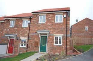 Thumbnail 2 bed terraced house to rent in Dunns Way, Blaydon-On-Tyne