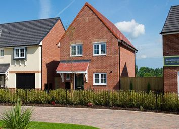 "Thumbnail 3 bedroom detached house for sale in ""Barwick"" at Blackpool Road, Kirkham, Preston"